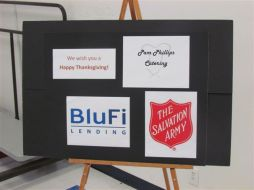 Happy Thanksgiving from BluFi Lending